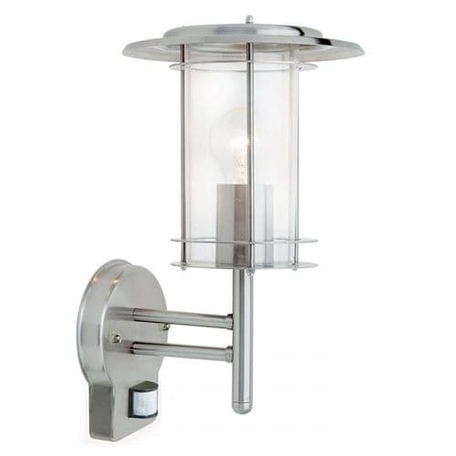 Saxby 4479782 York PIR Outdoor Wall Light Automatic